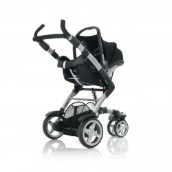 ABC Design Adaptér Maxi Cosi a Cybex na Tec/Turbo/Zoom 2014