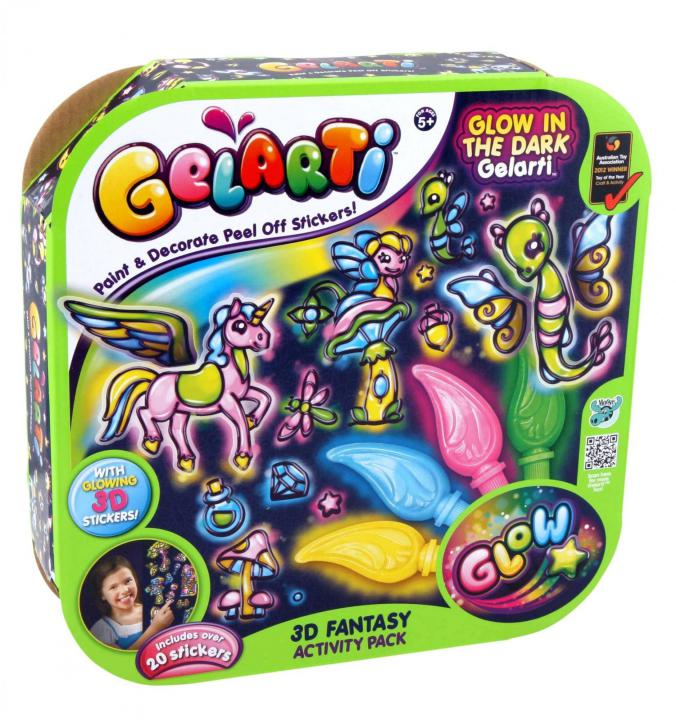 Alltoys Gelarti activity - 3D Fantasie