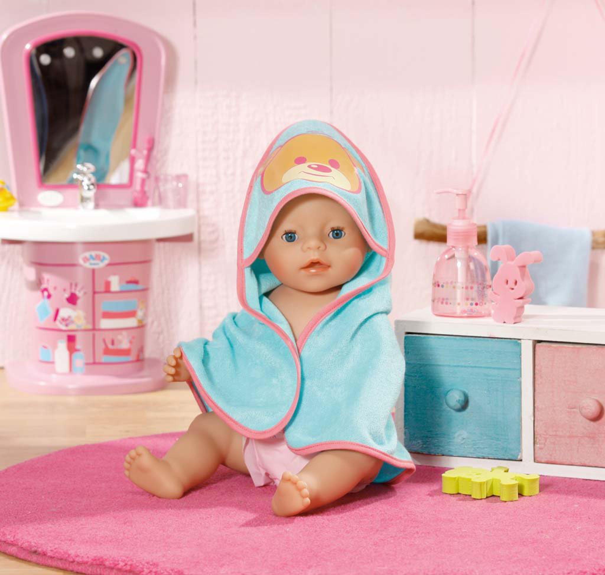 Как сделать кашу для куклы беби бон своими руками