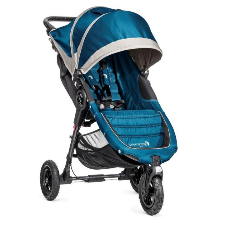 Baby Jogger City mini GT, Teal/Gray