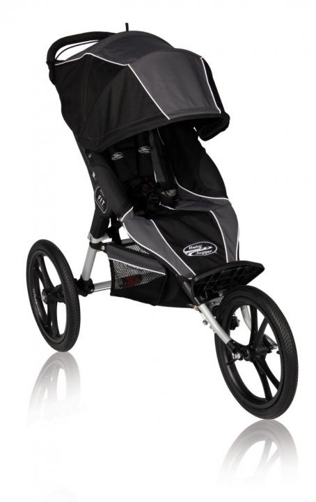 Baby Jogger Fit, Slate/Black