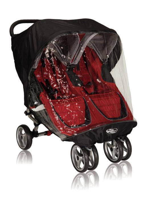 Baby Jogger Pláštěnka City mini / GT double
