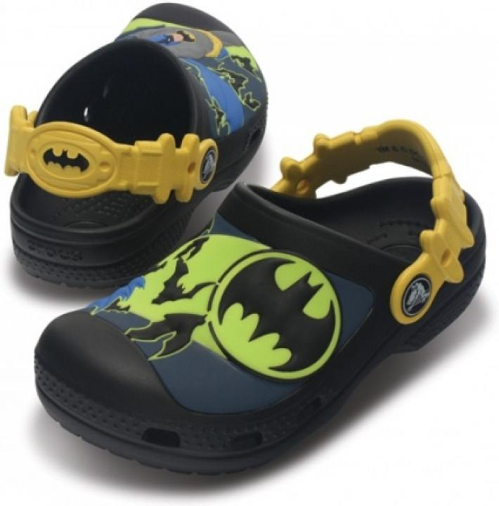 Batman Custom Clog