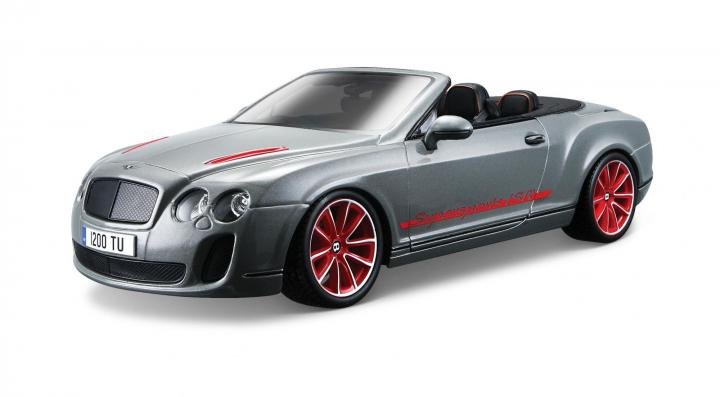 BBurago KIT Bentley Continental ISR (1:18)