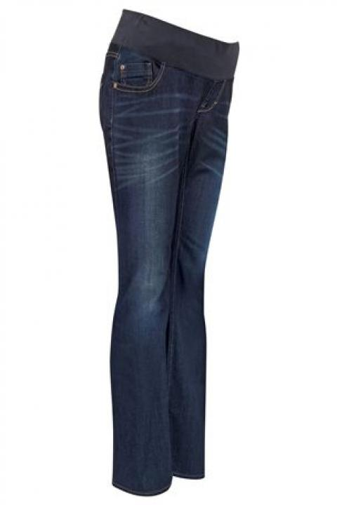 Boot Cut Narrow Bump Band Jeans