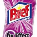 Bref 6 x Effect Power Gel Total Protection gelový Wc čistič