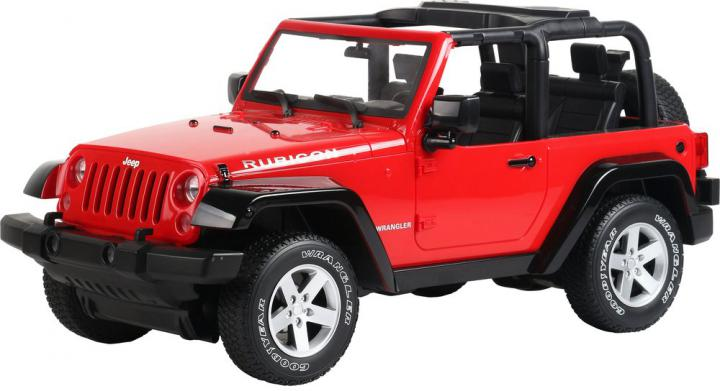 Buddy Toys RC Jeep Wrangler 1/10