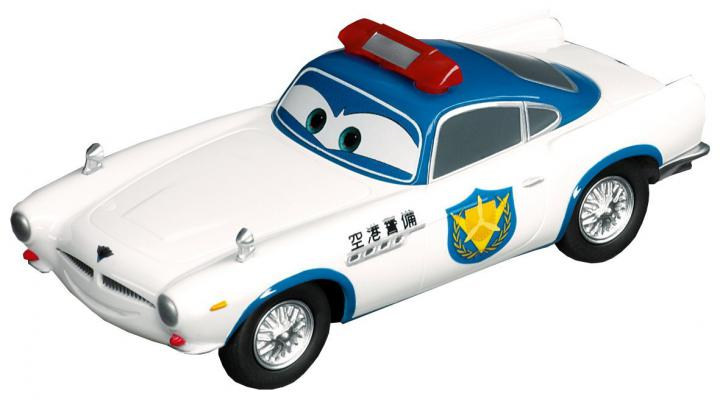 Carrera 61251 Disney Cars 2 Security Finn McMissile