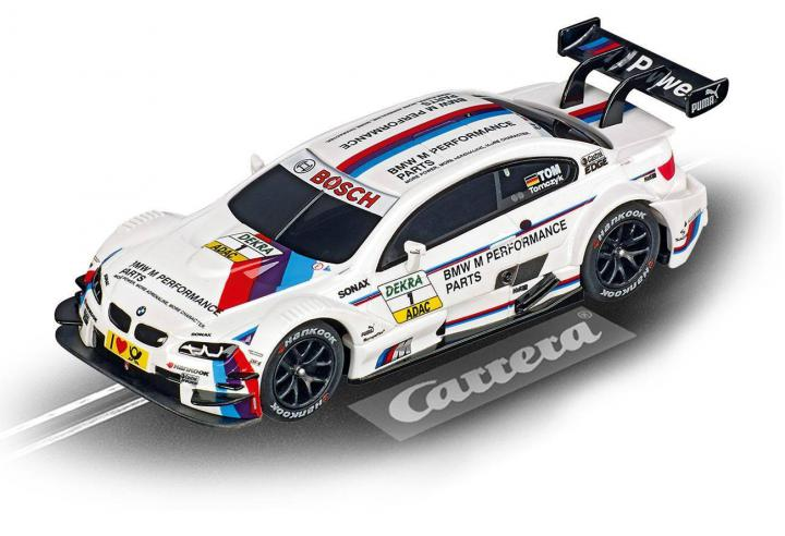 Carrera BMW M3 DTM M.Tomczyk, No.1