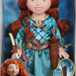 Disney Merida v lese