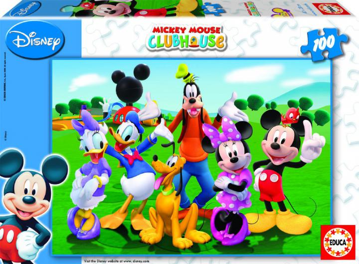 Educa Puzzle Mickey Mouse, 100 dílků