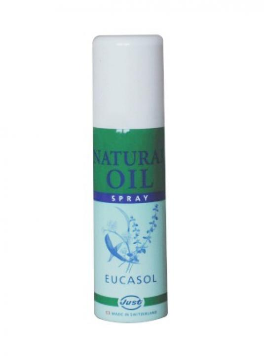Eucasol Natural Oil sprej