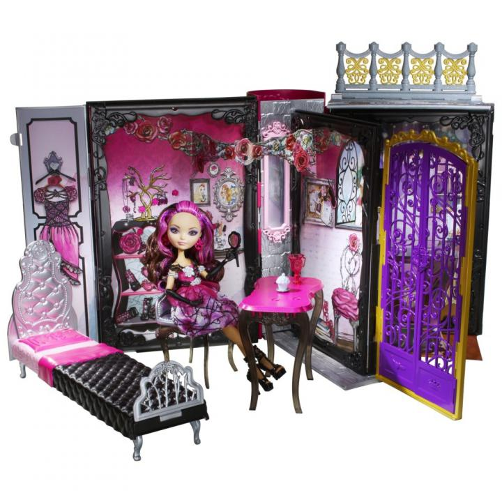 Ever after High Briar a korunovace