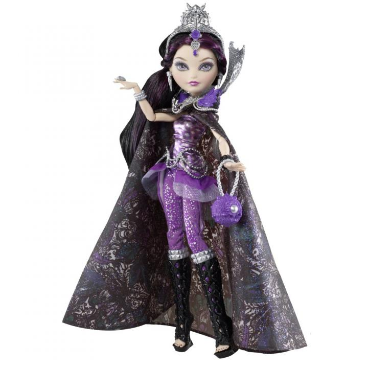 Ever after High Den dědictví Raven