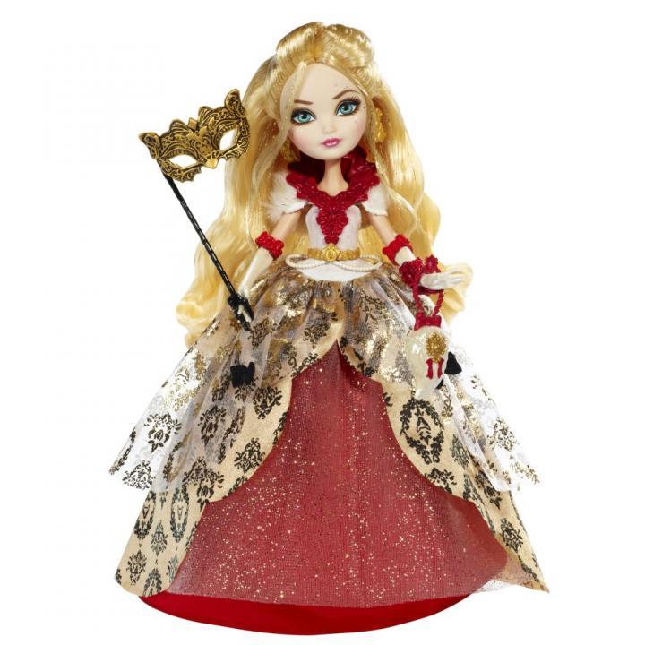 Ever after High Korunovace Apple