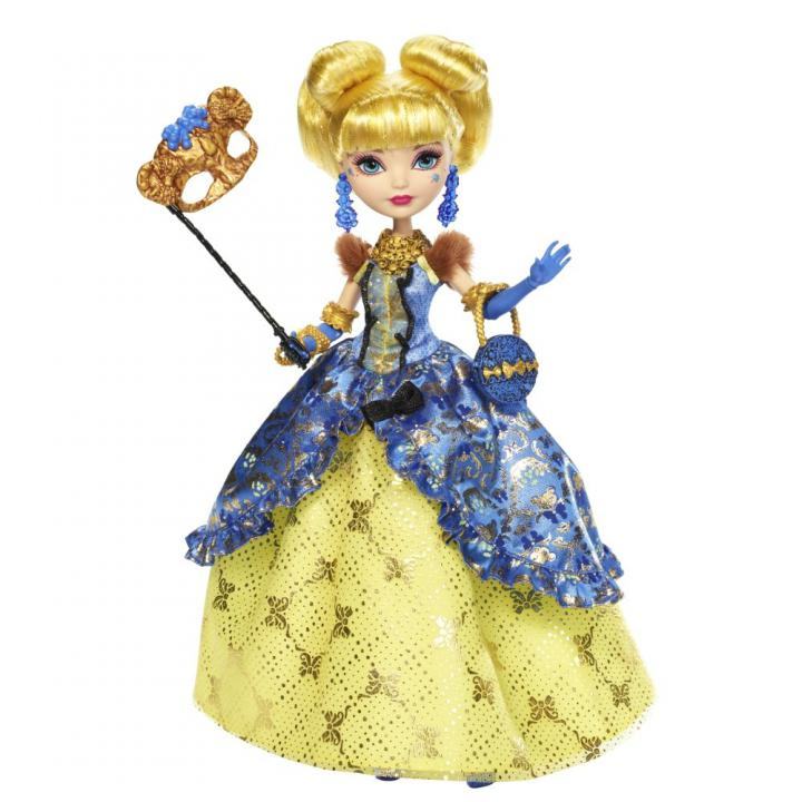 Ever after High Korunovace Blondie