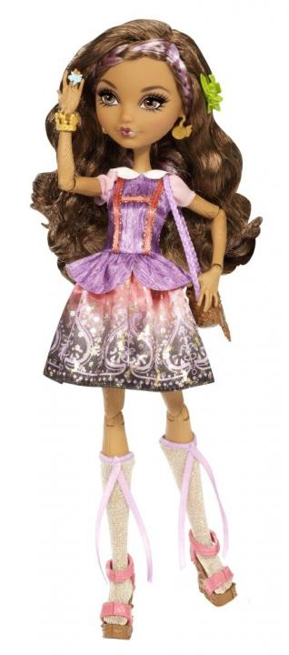 Ever after High Rebelové Cedar