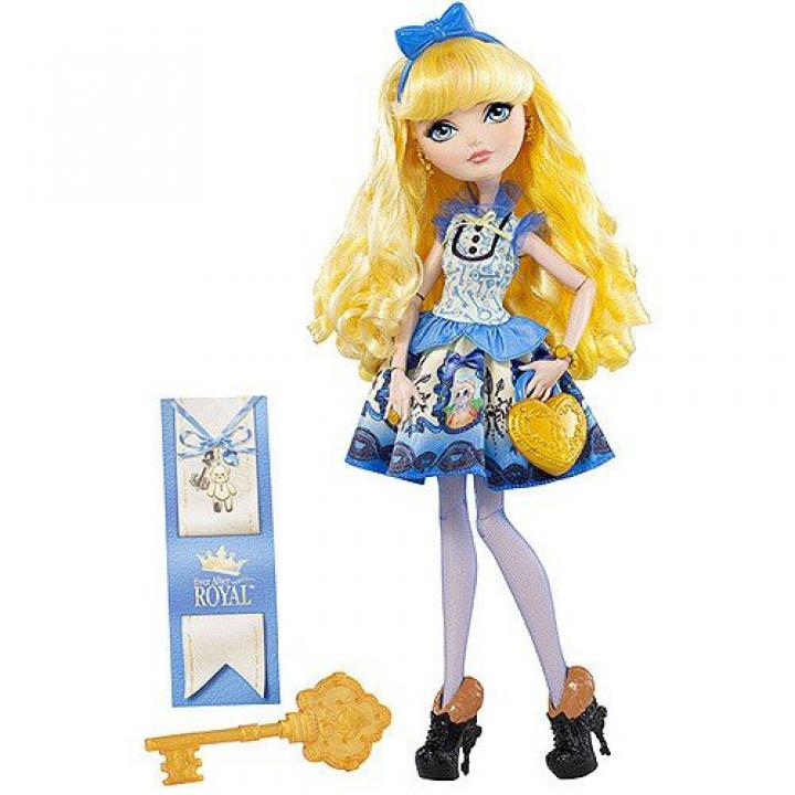 Ever after High Šlechtici Blondie