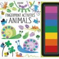 Fingerprint Activities: Animals (anglicky)