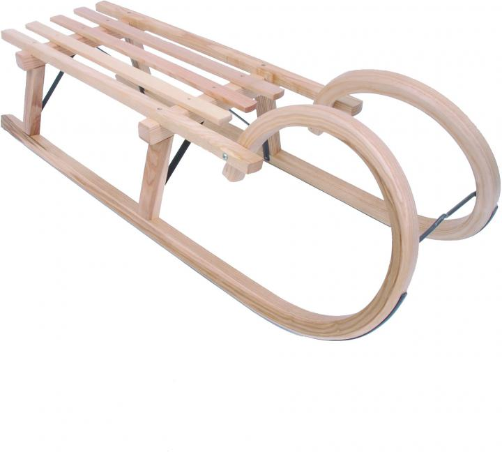 Hamax Horned Sledge 100 dřevo