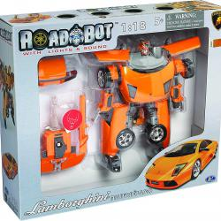 Happy Well Road Bot Lamborghini Murcielago 1:18
