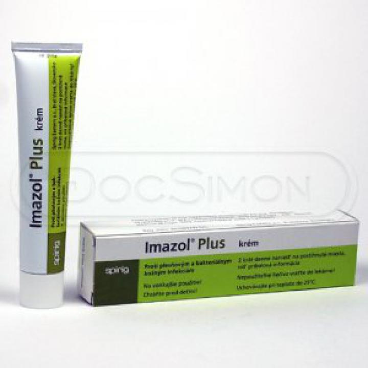 Imazol Plus krém
