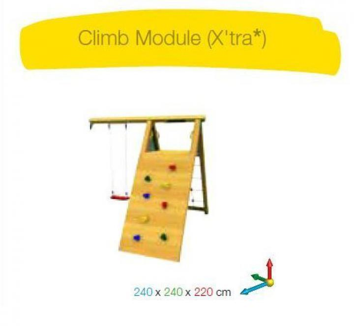 Jungle Gym Climb Module X\'tra