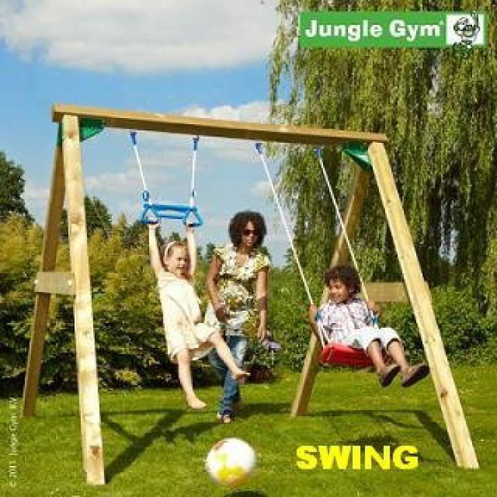 Jungle Gym Jungle Swing