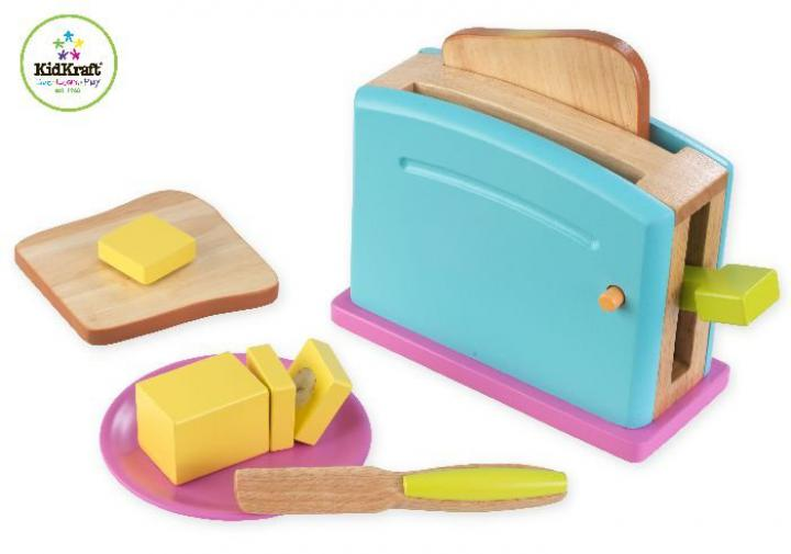 KidKraft Toastový set – Bright