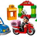 DUPLO 10532 Policie