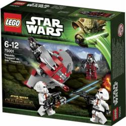 Lego Star Wars 75001 Republic Troopers vs. Sith Troope