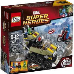 Lego Super Heroes 76017 Captain America vs. Hydra