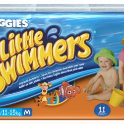 Little Swimmers plenky do vody 11-15kg