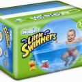 Little Swimmers plenky do vody 7-15kg