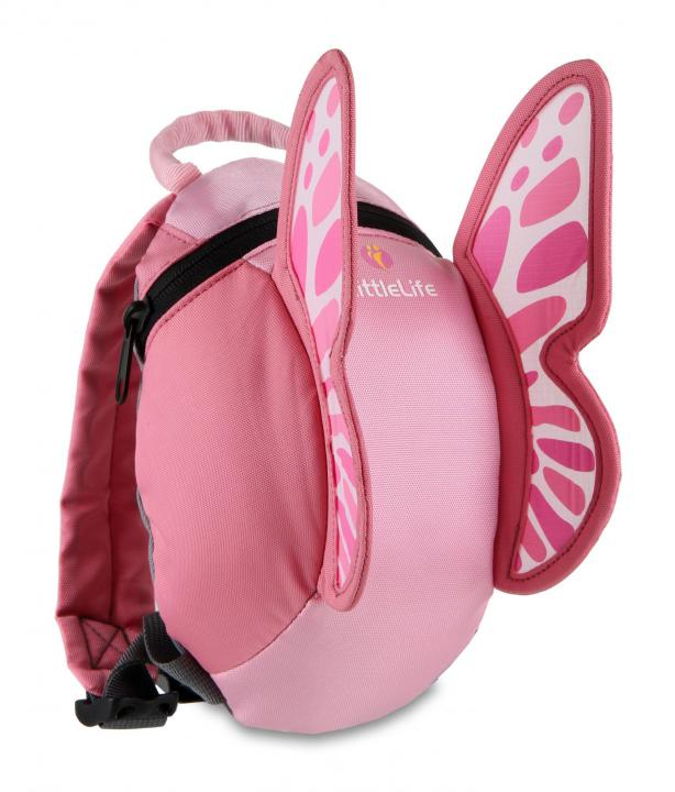 LittleLife Animal Toddler Daysack - Butterfly