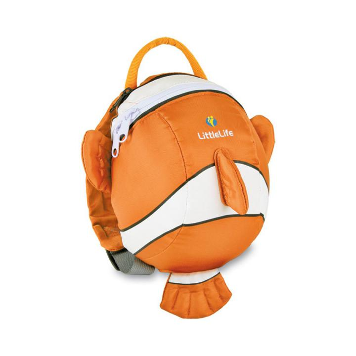 LittleLife Animal Toddler Daysack - Clownfish