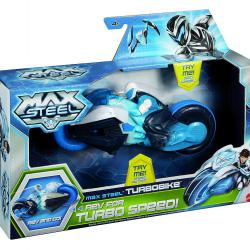 Mattel Max Steel Turbo motorka