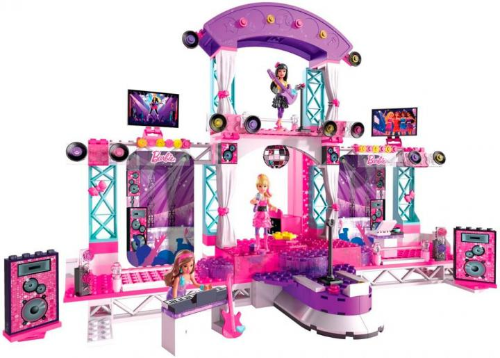 Megabloks Barbie Rock Star