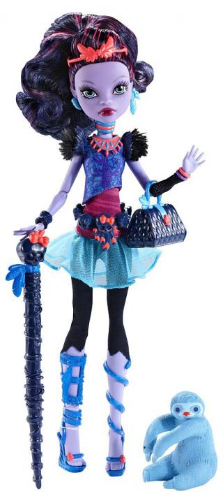 Monster High Příšerka Jane Boolittle