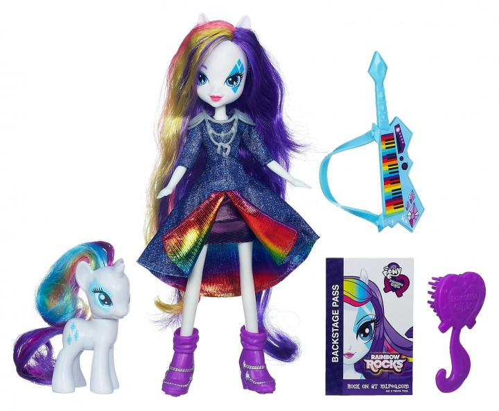 My Little Pony EQUESTRIA GIRLS s poníkem Rarity