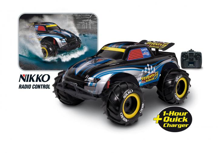 Nikko BurneR off-road truck