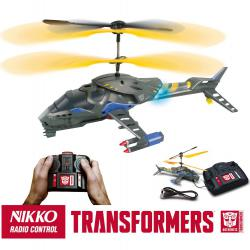 Nikko Transformers Helicopter