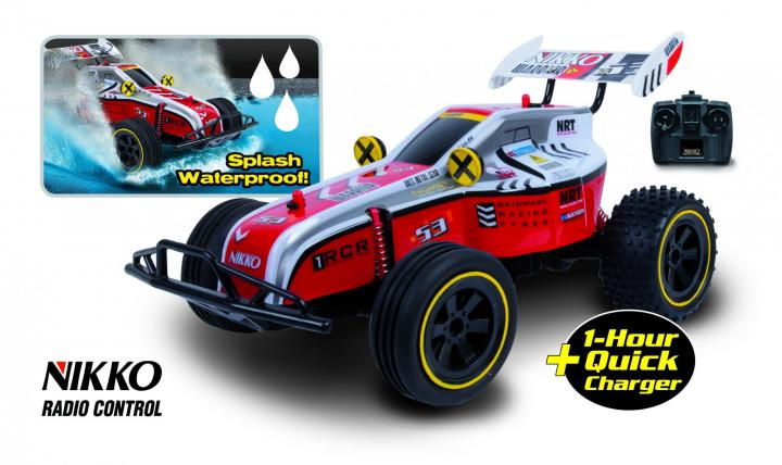 Nikko WarrioR retro buggy