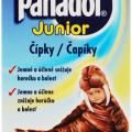 Panadol Junior čípky 10 x 250 mg