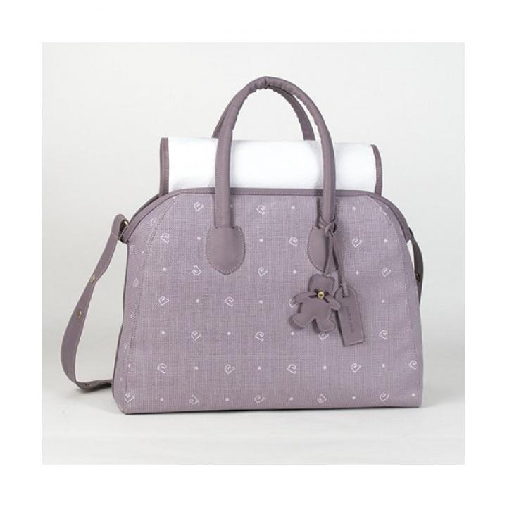 pasito a pasito Ginger Changing Bag - Blueberry