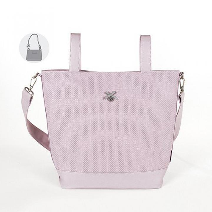 pasito a pasito It Baby Changing Bag Small, Pink Cot