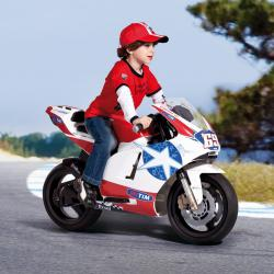 Peg Perego Ducati GP limited edition