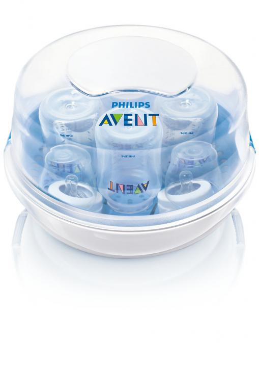 Philips Avent Sterilizátor do M/W - sada