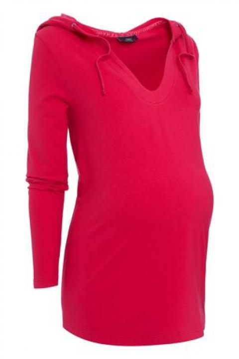 Pink Sports Hoody (Maternity)