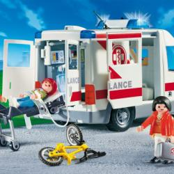 Playmobil 4221 Sanitka